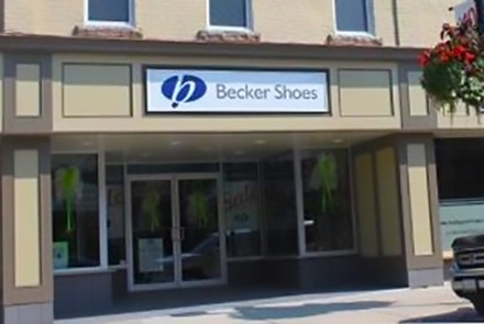 Becker Shoes Hanover