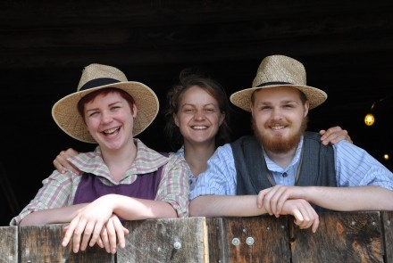 Moreston Heritage Village Volunteers