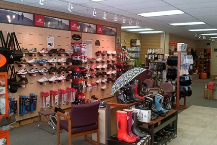 Becker Shoes Carries Many Brand Names!