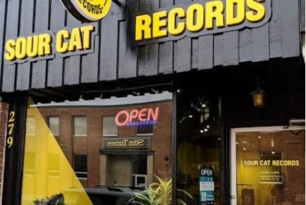 Sour Cat Records