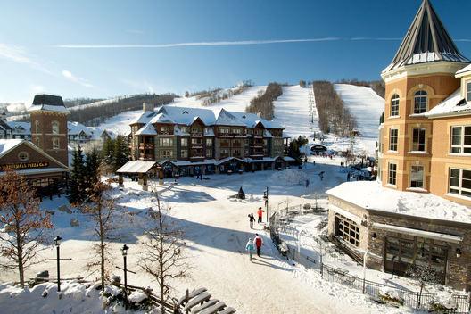 Blue Mountain Resort Grey County Tourism