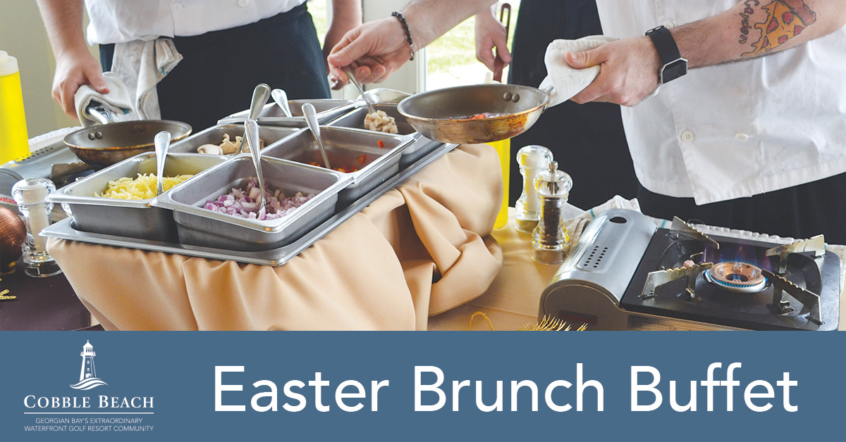 Easter Brunch Buffet Grey County Tourism