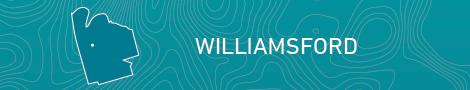 Williamsford Locator Map