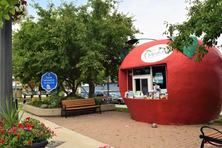 Meaford Big Apple