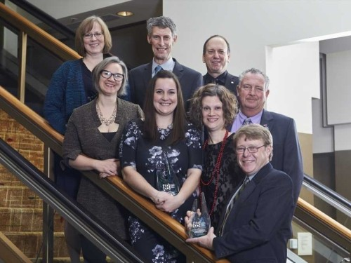 Grey County Tourism Wins Two Awards at the EDCO Conference
