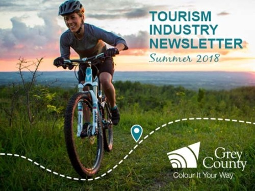 Grey County Tourism Industry Newsletter - Summer 2018