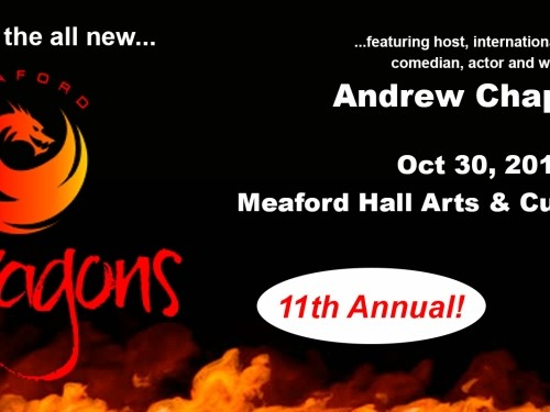 Meaford Dragons event