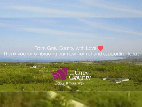 From Grey County With Love