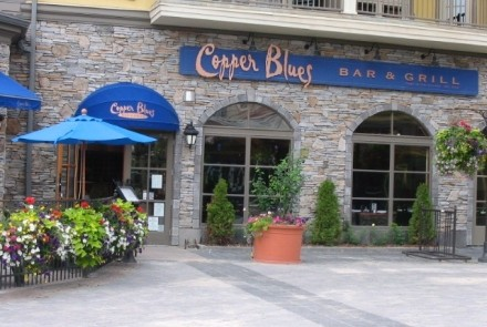 Copper Blues Bar & Grill Blue Mountain Village