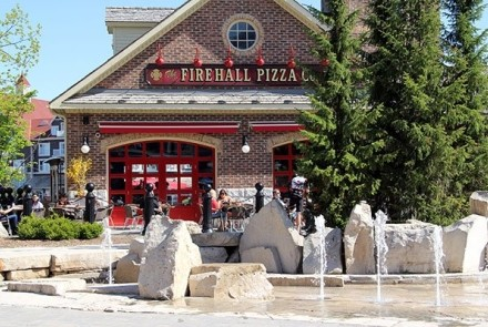 Firehall Pizza, Blue Mountain Village
