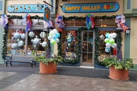 The Happy Valley Candy Company