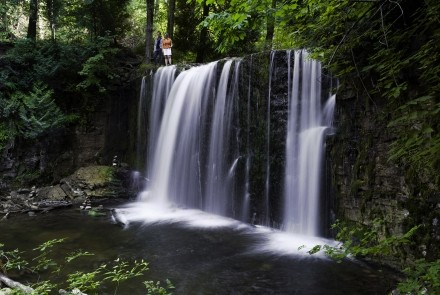 Hoggs Falls Summer/Grey County Waterfalls Tour