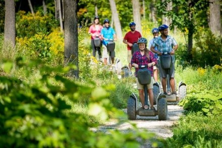 Mountaintop Segway Tours