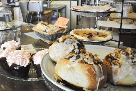 baked goods at Williamsford Pie Company