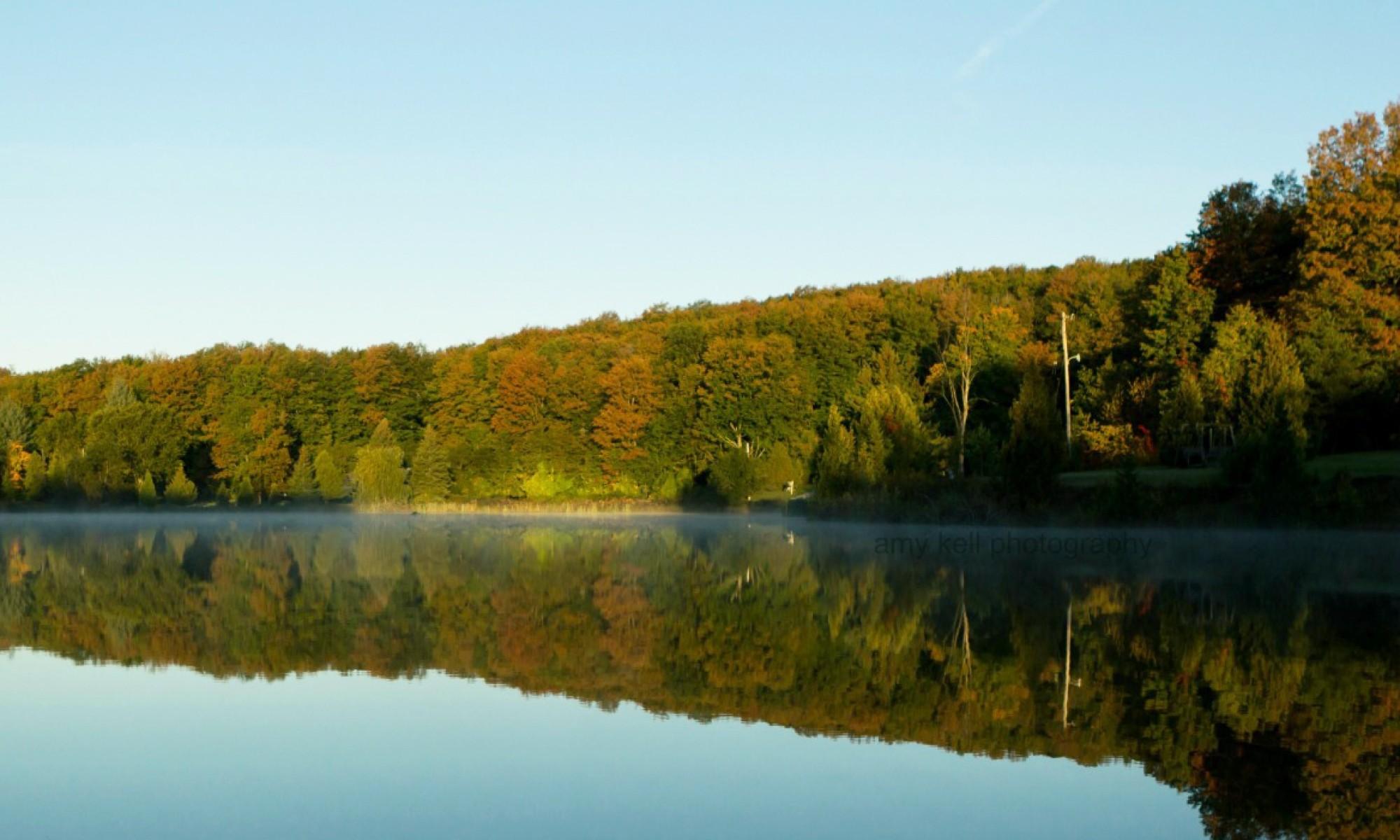 Flesherton pond